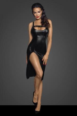 Wetlook Kleid F251 von Noir Handmade Fucking Fabulous Collection