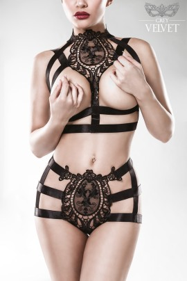 2-teiliges Harness Set 15125 von Grey Velvet